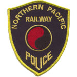 Northern Pacific Railroad Police Department, RR