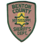 Benton County Sheriff's Office, MS