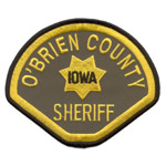 O'Brien County Sheriff's Department, IA