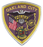 Oakland City Police Department, IN