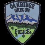 Oakridge Police Department, OR