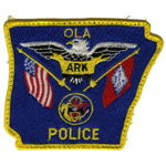Ola Police Department, AR