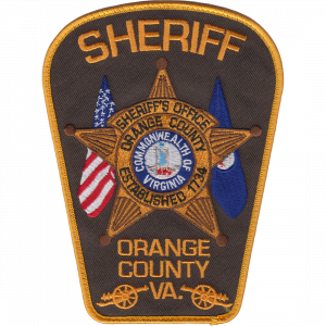Sheriff willie c bond orange county sheriffs office virginia publicscrutiny Image collections