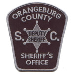 Orangeburg County Sheriff's Office, SC