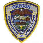 Oregon Department of Corrections, OR