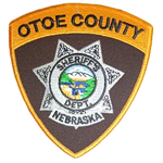Otoe County Sheriff's Department, NE