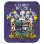 Oxford Police Department, Alabama, Fallen Officers