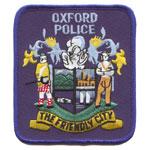 Oxford Police Department, AL