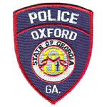 Oxford Police Department, GA