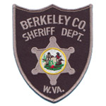 Berkeley County Sheriff's Department, WV