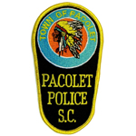 Pacolet Police Department, SC
