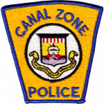 Panama Canal Zone Police Department, CZ