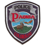 Paonia Police Department, CO