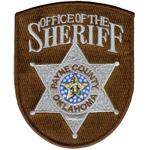 Payne County Sheriff's Office, OK