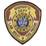 Pecos County Sheriff's Department, TX