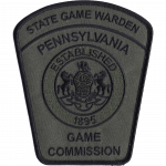 Pennsylvania Game Commission, PA