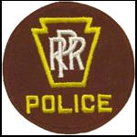 Pennsylvania Railroad Police Department, RR