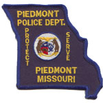 Piedmont Police Department, MO