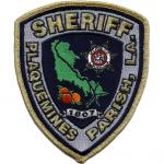 Plaquemines Parish Sheriff's Office, LA