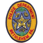 Bethlehem Police Department, PA