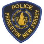 Princeton Borough Police Department, NJ