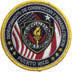 Puerto Rico Department of Corrections and Rehabilitation, PR