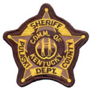 Sheriff Samuel Wilson Catron, Pulaski County Sheriff's