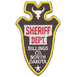 Billings County Sheriff's Department, ND
