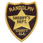 Randolph County Sheriff's Department, AL