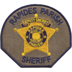 Rapides Parish Sheriff's Office, LA