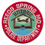Reeds Spring Police Department, MO