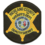 Richland County Sheriff's Department, SC