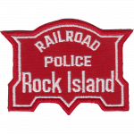 Chicago, Rock Island and Pacific Railway Police Department, RR
