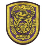 Rock Springs Police Department, WY