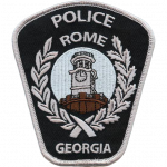 Rome Police Department, GA