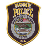 Rome Police Department, NY