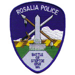 Rosalia Police Department, WA