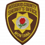 Rosebud County Sheriff's Office, MT