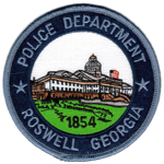 Roswell Police Department, GA