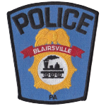 Blairsville Borough Police Department, PA