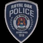 Royal Oak City Police Department, MI