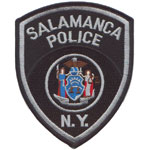 Salamanca Police Department, NY