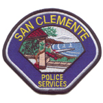 San Clemente Police Department, CA