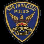 San Francisco Police Department, CA