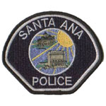 Santa Ana Police Department, CA