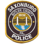 Saxonburg Borough Police Department, PA
