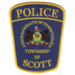Scott Township Police Department, PA