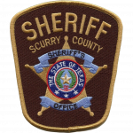 Scurry County Sheriff's Office, TX