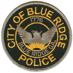 Blue Ridge Police Department, GA