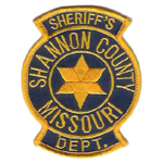 Shannon County Sheriff's Department, MO